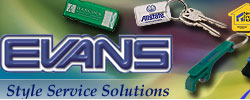 Tradeshow Items from Evans Manufacturing