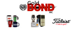 Drinkware from Gold Bond